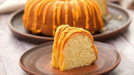 Orange sponge cake: the method you've never tried!