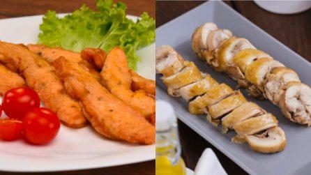 3 ricette per preparare il pollo in modo saporito e veloce!