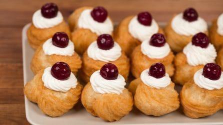 Zeppole fritte di San Giuseppe: il segreto per farle in casa soffici e saporite!