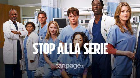 Coronavirus, si fermano Grey's Anatomy e le altre serie tv: bloccate le riprese