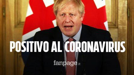 "Coronavirus, Boris Johnson risultato positivo al test: ""Insieme lo batteremo. #StayHomeSaveLives"""