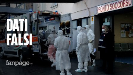 """Medici e infermieri positivi, per la Regione Campania solo 1:""""Dato falso sono 15 solo al Cardarelli"""""""