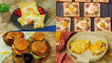 4 modi di usare l'uovo per dare un tocco in più alle solite ricette!