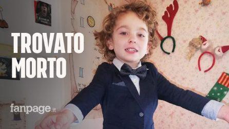 Trovato morto il piccolo Diego, il bimbo di 3 anni scomparso ieri a Metaponto