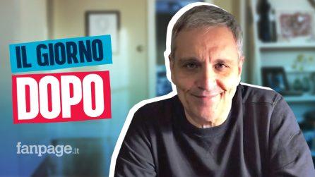 """Maurizio De Giovanni: """"Quando l'emergenza sarà finita andrò a respirare la mia Napoli dall'alto"""""""