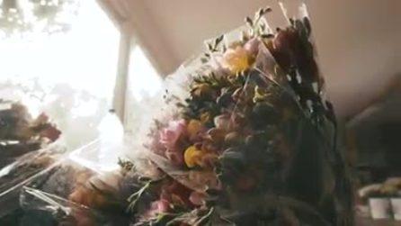 """Coronavirus, Pascucci porta i fiori sulla tomba di Marco Vannini: """"Un gesto da parte della comunità"""""""