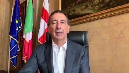 """Coronavirus, Sala: """"Le immagini delle bare a Bergamo spezzano il cuore"""""""