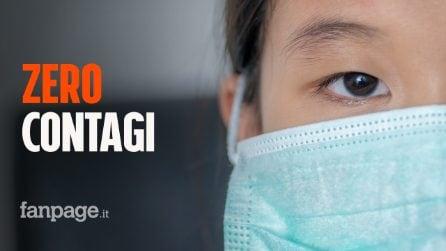 Coronavirus, in Cina nessun nuovo caso. È la prima volta dall'inizio dell'epidemia