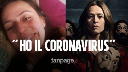 "Raquel de La Casa di Carta positiva al Coronavirus, Itziar Ituño in quarantena: ""Sto bene"""