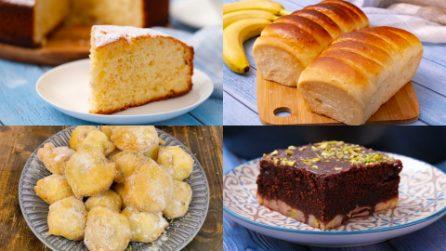 Ricette con la banana: tante idee gustose da provare!