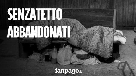 """""""A Milano noi senzatetto soli contro il coronavirus: alle 8.30 ci buttano fuori dai dormitori"""""""