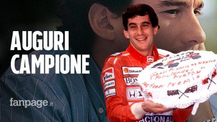 Ayrton Senna avrebbe compiuto 60 anni se quel tragico incidente a Imola non ce lo avesse portato via