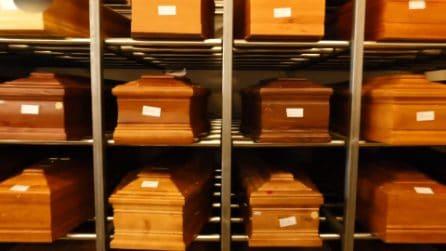 A Bergamo muore una persone ogni mezz'ora e i forni crematori non smettono mai di funzionare