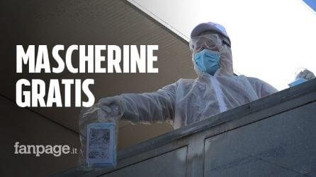 Coronavirus, la Chiesa Evangelica Cinese dona mascherine ai romani