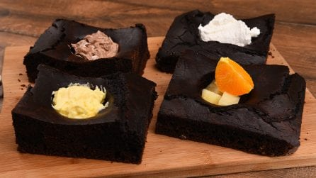 Torta furba al cioccolato: ecco come fare un dolce che sorprenderà tutti!