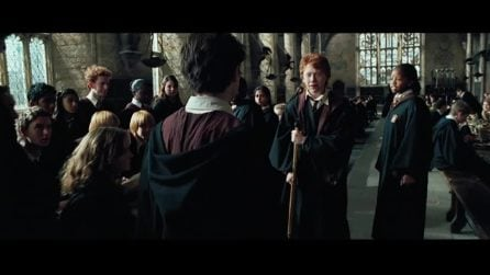 Il finale di Harry Potter e il prigioniero di Azkaban