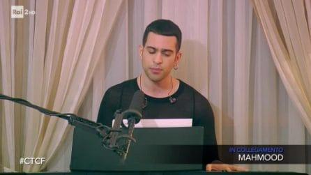 """Mahmood, ascolta la versione acustica di """"Rapide"""""""