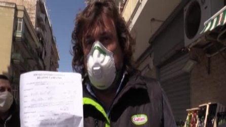 """Napoli, la disperazione di un papà: """"Il coronavirus ci fa un baffo, mia figlia muore di carcinoma"""""""