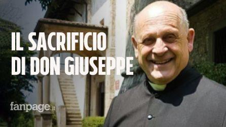 Coronavirus, morto don Giuseppe Berardelli: ha rinunciato al respiratore per salvare un giovane