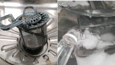 Come pulire e disinfettare la lavastoviglie