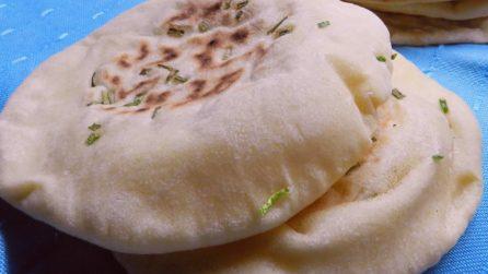 Pita fatta in casa: la ricetta saporita e semplice da preparare