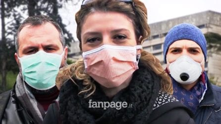 """Coronavirus Napoli, l'esercito dei 'somministrati', precari della sanità in prima linea: """"Ma adesso assumeteci"""""""
