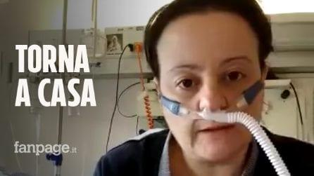 Raccontò il coronavirus attaccata al respiratore, la dottoressa di Ariano Irpino torna a casa