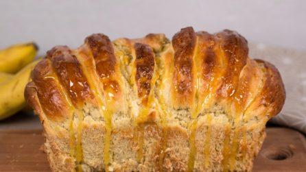 Pan bauletto alla banana: la brioche soffice e saporita perfetta per la colazione!