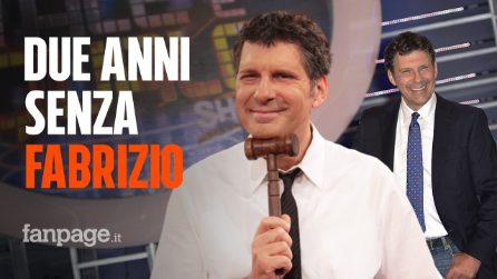 Due anni fa ci lasciava Fabrizio Frizzi, il conduttore tanto amato nelle case degli italiani