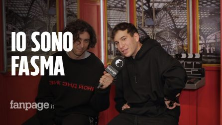 """Fasma, parla la sorpresa di Sanremo: """"Non esisto come singolo, ma solo come famiglia"""""""