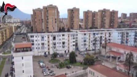 Coronavirus, a Scampia vola il drone dei carabinieri