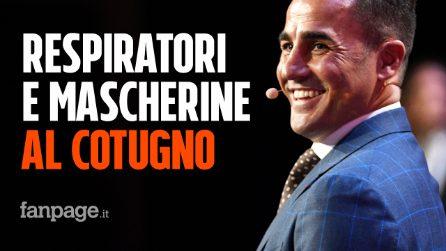 Coronavirus, Fabio Cannavaro spedisce mascherine e respiratori dalla Cina al Cotugno di Napoli