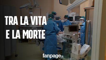 """Dentro la Terapia Intensiva del San Donato: """"I dimessi non sono guariti, devono fare riabilitazione"""""""