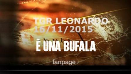 Il supervirus del TGR Leonardo non è il Coronavirus: ecco perché è una bufala