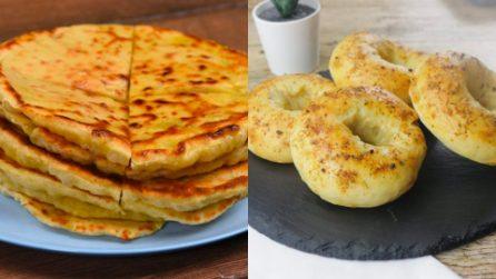 Come preparare pane e pizze senza l'uso del lievito fresco!