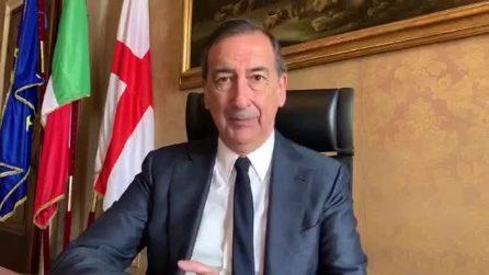 """Sala: """"A Milano più controlli nel weekend di Pasqua"""""""