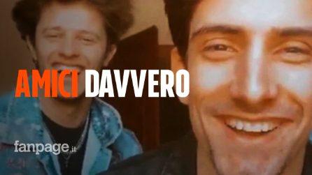 Javier divide con Nicolai il montepremi vinto ad Amici: sono insieme in quarantena a Perugia