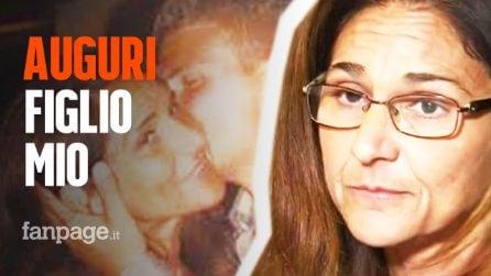 """Marco Vannini, la lettera di mamma Marina: """"Avresti compiuto 25 anni se non ti avessero ucciso"""""""