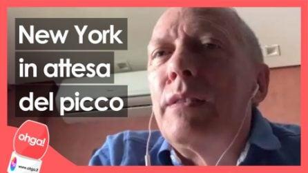 Covid-19 a New York: la testimonianza di un medico italiano
