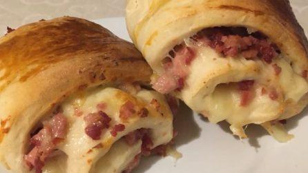 Panini napoletani: la ricetta facile per farli in casa