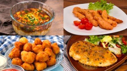 Il solito pollo ti ha stancato? Prova queste ricette facili e veloci ma soprattutto saporite!
