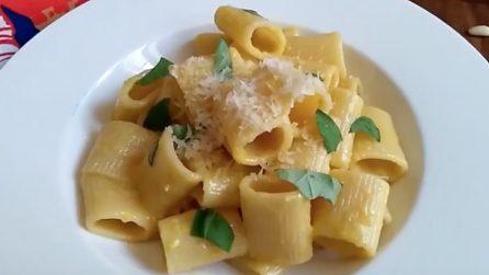 Paccheri al pesto di peperoni: la ricetta del primo piatto semplice e gustosa