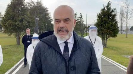 """Coronavirus, l'Albania invia medici e infermieri a Bergamo. Il premier: """"Siamo tutti italiani"""""""