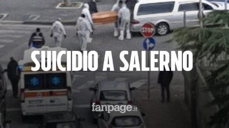 Dramma a Salerno, anziano precipita dal quarto piano e muore, è il secondo suicidio in pochi giorni