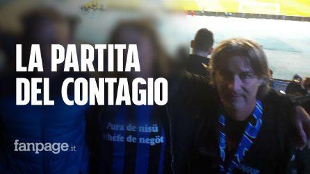 """""""Mi sono ammalato dopo Atalanta-Valencia"""": il racconto dell'ultras contagiato dal coronavirus"""