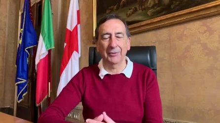 """Coronavirus, il sindaco Sala annuncia: """"Il Comune di Milano sta comprando mascherine, non sappiamo quanti soldi riceviamo dal governo"""""""