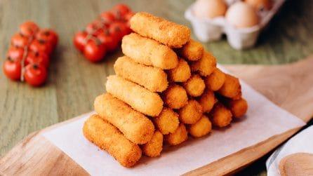 Crocchè di patate: tutti i segreti per farli in modo perfetto!