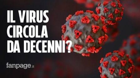Il coronavirus forse circola fra noi da decenni: lo suggerisce uno studio