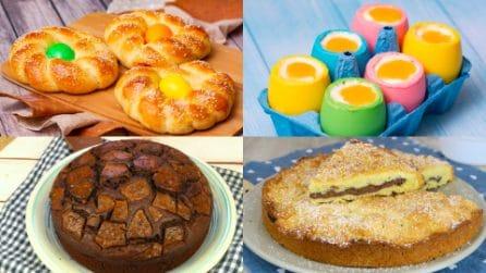 I dolci a Pasqua non stancano mai! Prova tutte queste ricette a tema per rendere unica la tua tavola