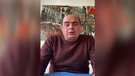 Coronavirus, Zingaretti annuncia: dopo 23 giorni sono guarito